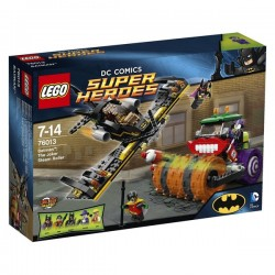 76013 - Batman: The Joker Steam Roller