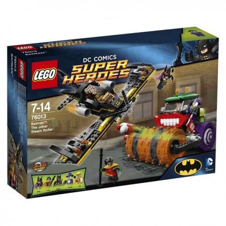 76013 - Batman: The Joker Steam Roller