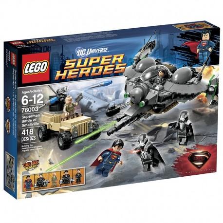 76003 - Superman: Battle of Smallville