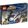 Lego SUPER HEROS 6863 - La Bataille en Batwing au-dessus de Gotham City (La Petite Brique)