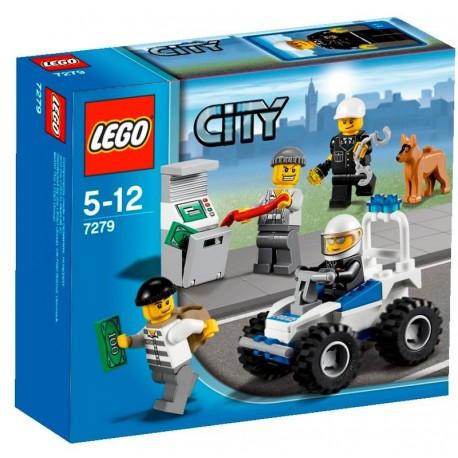 7279 - Collection de figurines City Police