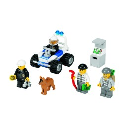 7279 - Collection de figurines City Police