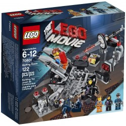LEGO® MOVIE 70801 La Salle de Fusion