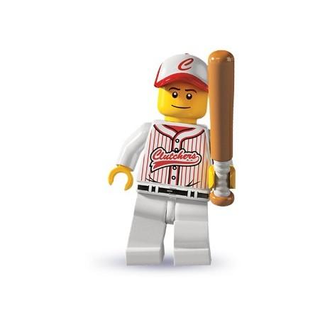 un joueur de base-ball