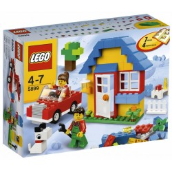 5899 - Houses Building Set