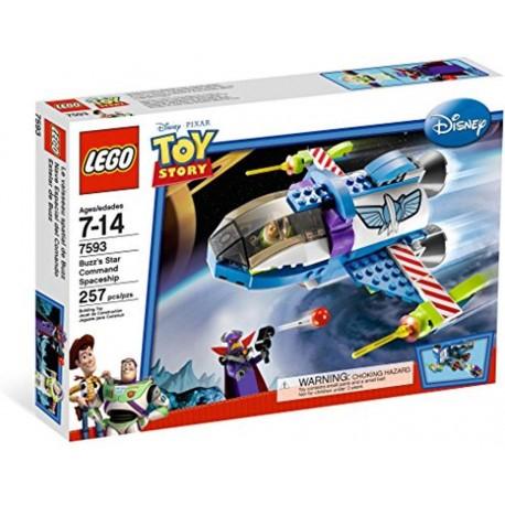 LEGO® 7593 - Le Vaisseau Spatial de Buzz