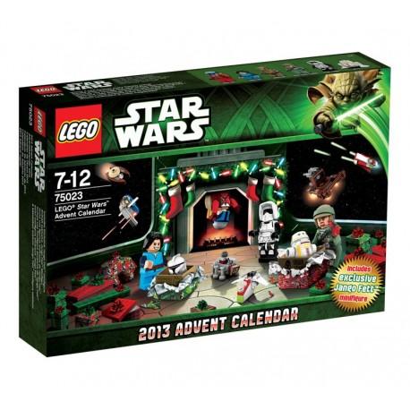 Lego 75023 - Calendrier de l'Avent Star Wars 2013 (La Petite Brique)