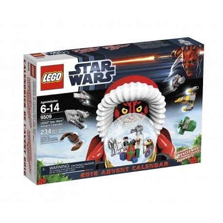 Lego STAR WARS 9509 - Calendrier de l'Avent Star Wars 2012 (La Petite Brique)
