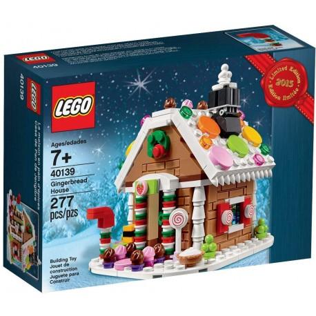 LEGO® 40139 Maison en pain d'épice