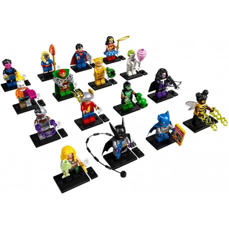 LEGO® DC Super Heroes Series - 16 Minifigures - 71026