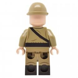 United Bricks - WW2 Japanese Kempeitai Officer Minifigure