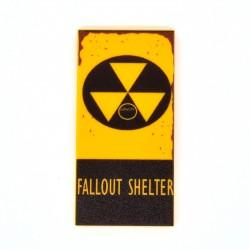 United Bricks - Fallout Shelter Tile 2x4