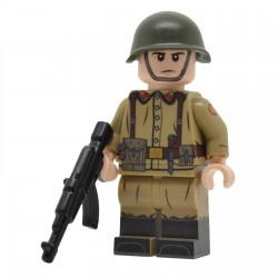 United Bricks - Cold War Soviet Soldier Minifigure