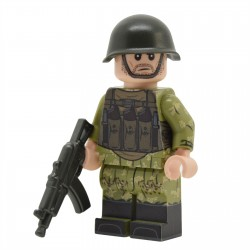 United Bricks - Soviet-Afghan War Soviet Paratrooper Minifigure