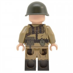 United Bricks - Soviet-Afghan War Soviet Soldier Minifigure