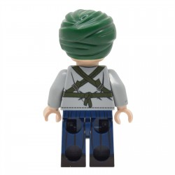 United Bricks - Soviet-Afghan War Guerrilla Fighter Minifigure