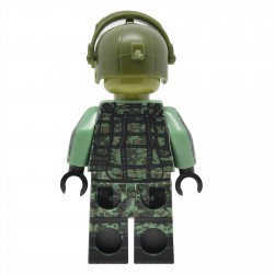 United Bricks - Russian Spetsnaz Soldier Minifigure