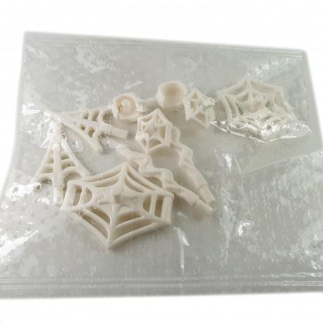 LEGO® Pack de toile d'araignée, 9 pièces blanches (Multipack)