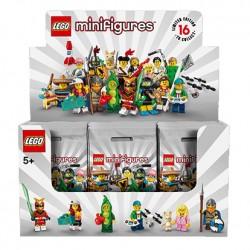 LEGO® 71027 - Boite complète de 60 sachets - Série 20