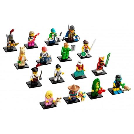 LEGO® Series 20 - 16 Minifigures - 71027