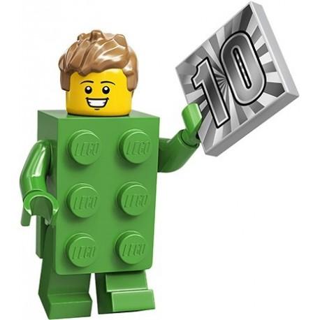 LEGO® Série 20 - le type en costume de brique - 71027