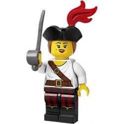 LEGO® Série 20 - la fille pirate - 71027