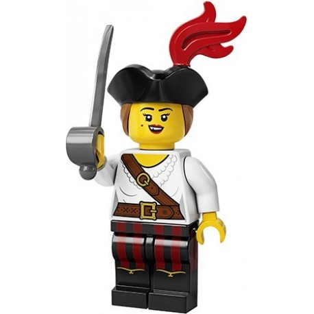 LEGO® Series 20 - Pirate Girl - 71027
