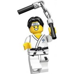 LEGO® Série 20 - le fan d'arts martiaux - 71027