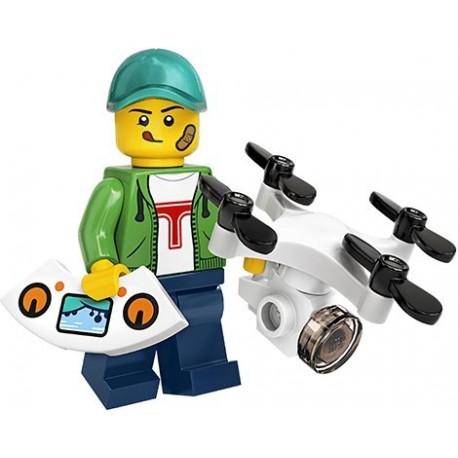 LEGO® Série 20 -le garçon drone - 71027