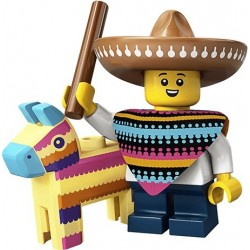 LEGO® Série 20 - le garçon piñata - 71027
