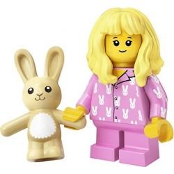 LEGO® Série 20 - la fille en pyjama - 71027