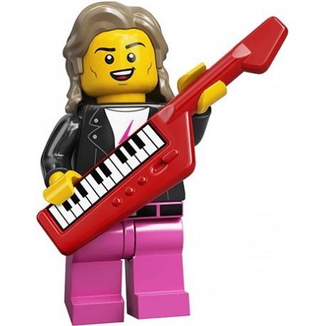 LEGO® Série 20 - le musicien des années 80 - 71027