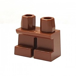 LEGO® - Reddish Brown Short Legs