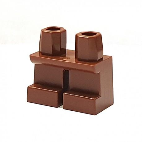 LEGO® - Reddish Brown Short Legs