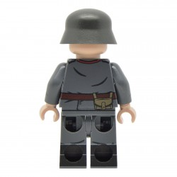 United Bricks - WW1 German Officer Minifigure