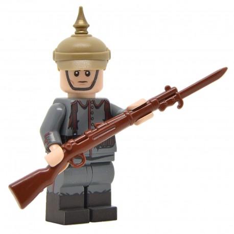 United Bricks -WW1 German Soldier (Early War) Minifigure