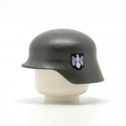 Lego United Bricks - Casque WW2 Stahlhelm Heer
