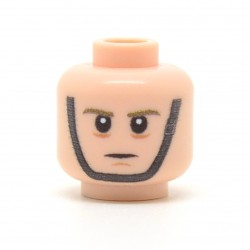 United Bricks - WW2 German Chinstrap Head