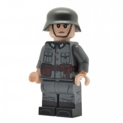 United Bricks - WW2 German Officer
