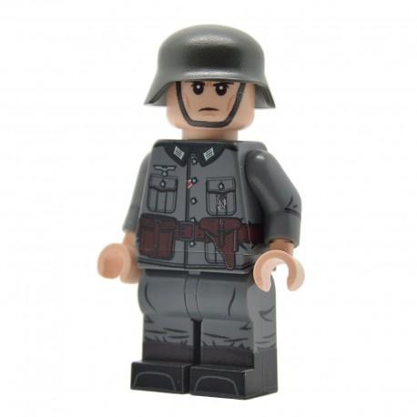 Lego United Bricks - WW2 Officier Allemand