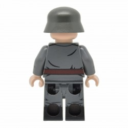 Lego United Bricks - WW2 Officier Allemand