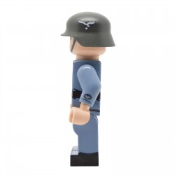 Lego United Bricks - WW2 Soldat de la Luftwaffe Minifigure