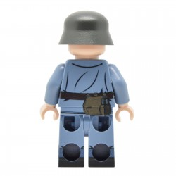 United Bricks - WW2 Soldat de la Luftwaffe Minifigure