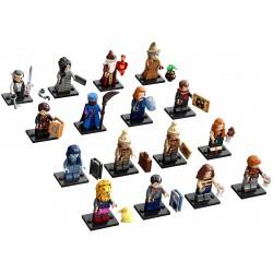 LEGO® 71028 - Boite complète de 60 sachets - HARRY POTTER Série 2