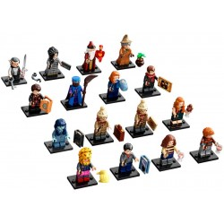 LEGO® Harry Potter Série 2- 16 Minifigures - 71028