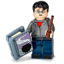 LEGO® Harry Potter Série 2- Harry Potter Minifigure 71028