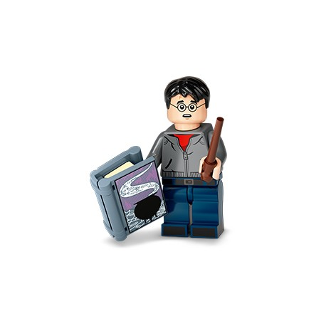 LEGO® Harry Potter Series 2 Harry Potter Minifigure 71028