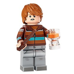 LEGO® Harry Potter Series 2 Ron Weasley Minifigure 71028