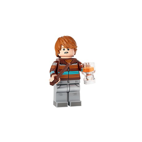 LEGO® Harry Potter Série 2- Ron Weasley Minifigure 71028