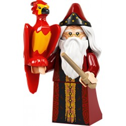LEGO® Harry Potter Series 2 - Albus Dumbledore Minifigure 71028